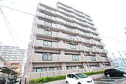 愛知県名古屋市天白区植田西2丁目の賃貸マンションの外観