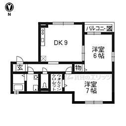 寺田駅 7.5万円