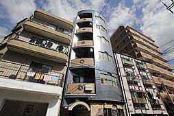 兵庫県西宮市戸田町の賃貸マンションの外観
