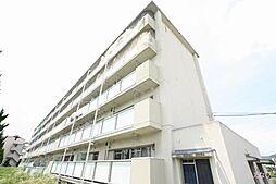 岡山県笠岡市美の浜の賃貸マンションの外観