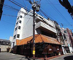 京都府京都市東山区林下町の賃貸マンションの外観