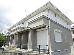 ベンタナヒルズA棟[1階]の外観