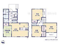 高幡不動駅 3,980万円