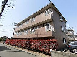 合川ビレッジII[1階]の外観