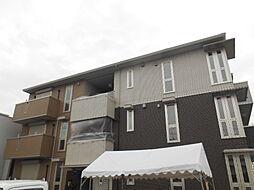 大阪府堺市西区鳳北町8丁の賃貸アパートの外観