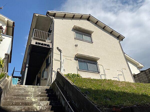 みゆき荘[2階]の外観