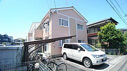 ハイツコウサンI[2階]の外観