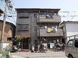 山本マンション[1階]の外観