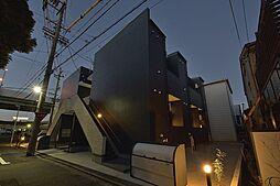愛知県名古屋市中川区九重町の賃貸アパートの外観