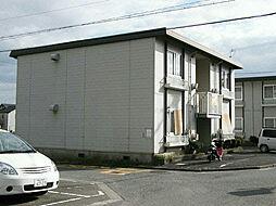 コーポパルファム[2階]の外観