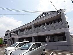 兵庫県姫路市飾磨区上野田3丁目の賃貸マンションの外観