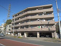 東京都町田市森野6丁目の賃貸マンションの外観