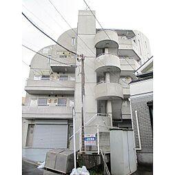 神奈川県川崎市多摩区東三田3丁目の賃貸マンションの外観