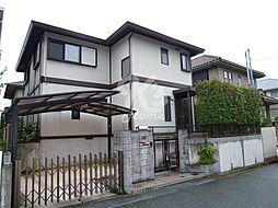 [一戸建] 兵庫県神戸市西区美賀多台2丁目 の賃貸【/】の外観