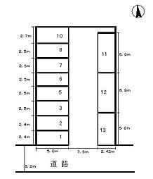 【敷金礼金0円!】黒田モータープール