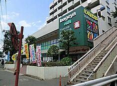スーパーいなげや・ina21杉並桜上水店まで696m