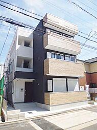 愛知県名古屋市千種区千種1丁目の賃貸アパートの外観
