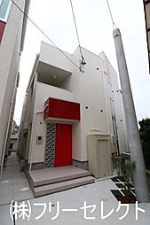 Grandtic SP[1階]の外観