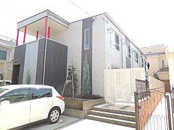 クレアール西新井[201号室]の外観