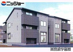 仮)姫小川町新築アパート[1階]の外観