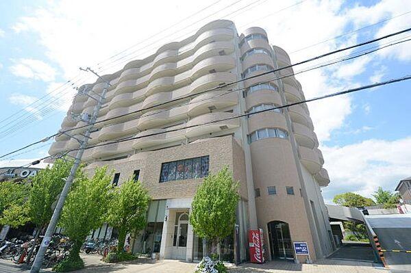 仁川リバーサイドヒルズ[3階]の外観