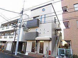 東京都昭島市玉川町3の賃貸マンションの外観