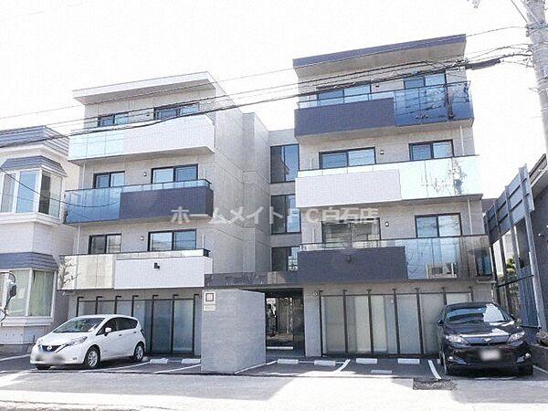 ヴァンテール月寒東 1階の賃貸【北海道 / 札幌市豊平区】