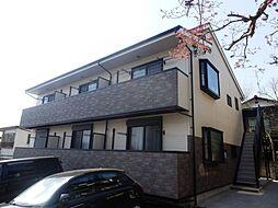 神奈川県川崎市麻生区千代ケ丘4丁目の賃貸アパートの外観