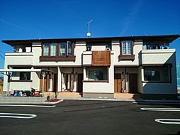 JR山陽本線 岡山駅 バス38分 下市下車 徒歩8分の賃貸アパート