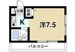 ACT-1[4階]の間取り