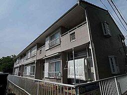 千葉県柏市増尾の賃貸アパートの外観