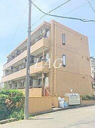 ライオンズマンション田奈[2階]の外観