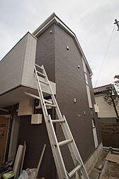 神奈川県横浜市中区矢口台の賃貸アパートの外観