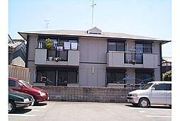 京都府京都市西京区下津林楠町の賃貸アパートの外観