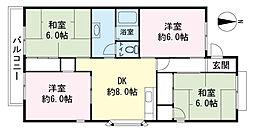 大岡駅 6.9万円