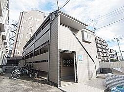 インプレス北綾瀬A[2階]の外観