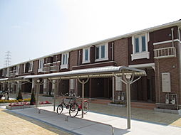 大阪府寝屋川市河北西町の賃貸アパートの外観