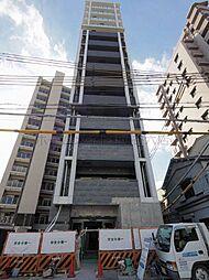 プレサンス四天王寺[5階]の外観