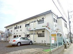 第2広田モンドハイツ[1階]の外観