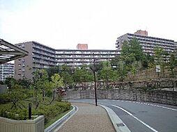 千里ガーデンハイツ[3階]の外観