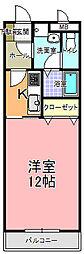 COCOONS−Design[702号室]の間取り