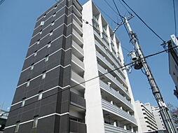 アールパンション・高井田807号室[8階]の外観