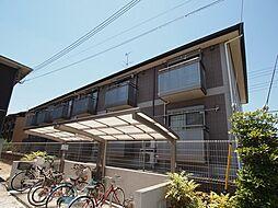 タウンコート大森[2階]の外観