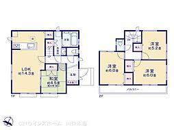 北綾瀬駅 3,190万円