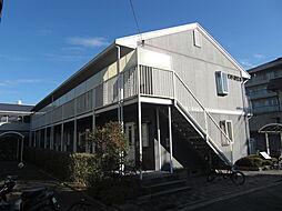 メゾン・ド・スリシエA棟[1階]の外観