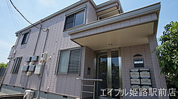 兵庫県姫路市飾磨区中浜町1丁目の賃貸マンションの外観