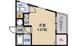 【敷金礼金0円!】メニュール新福島マンション