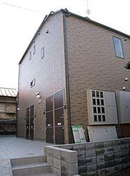 シャイニーソフト新宿御苑[101号室号室]の外観