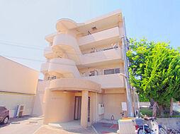 広島県広島市南区向洋大原町の賃貸マンションの外観