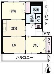 L・Retriever[1階]の間取り